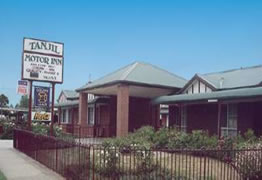 Tanjil Motor Inn - Newcastle Accommodation