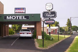 The Diplomat Motel - Newcastle Accommodation