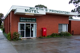 Wilsons Promontory Motel - Newcastle Accommodation