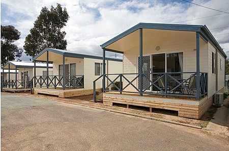 Crestview Top Tourist Park - Newcastle Accommodation