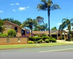 Jacaranda Place Motor Inn - Newcastle Accommodation