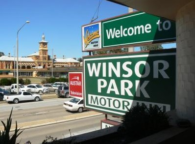 Albury Winsor Park Motor Inn - Newcastle Accommodation