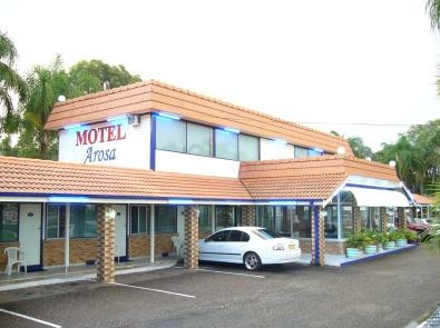 Arosa Motel - Newcastle Accommodation