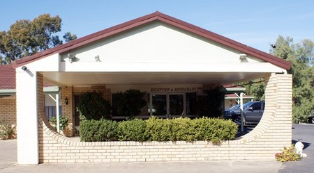 Burke And Wills Moree Motor Inn - Newcastle Accommodation