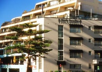Manly Paradise Motel And Apartments - Newcastle Accommodation