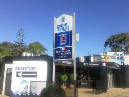Palm Court Motor Inn - Newcastle Accommodation