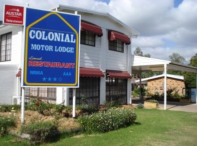 Colonial Motor Lodge - Newcastle Accommodation
