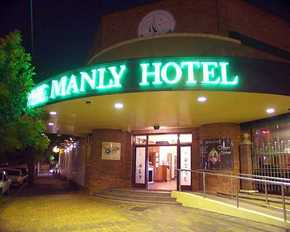 The Manly Hotel - Newcastle Accommodation