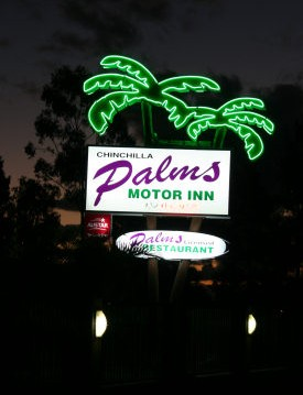 Chinchilla Palms Motor Inn - Newcastle Accommodation