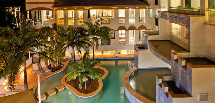 Regal Port Douglas - Newcastle Accommodation