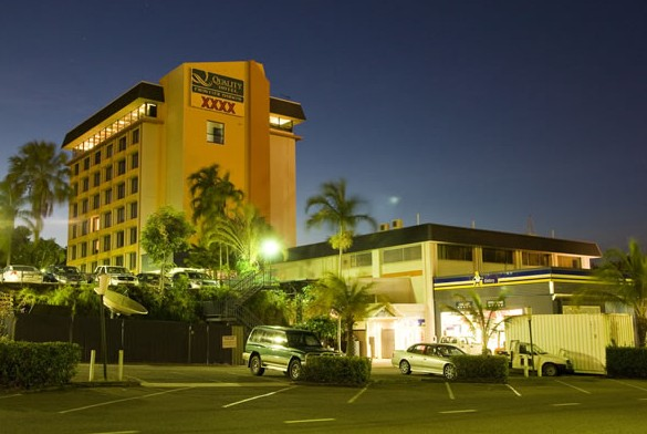 Quality Hotel Frontier Darwin - Newcastle Accommodation
