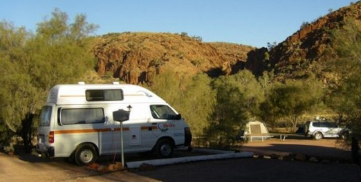 Glen Helen Resort - Newcastle Accommodation