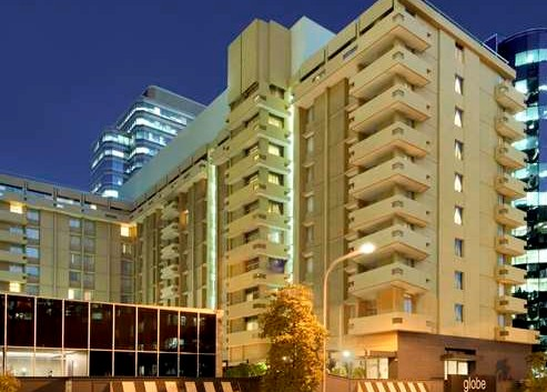 Parmelia Hilton - Newcastle Accommodation