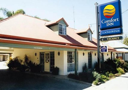 Comfort Inn Goondiwindi - Newcastle Accommodation