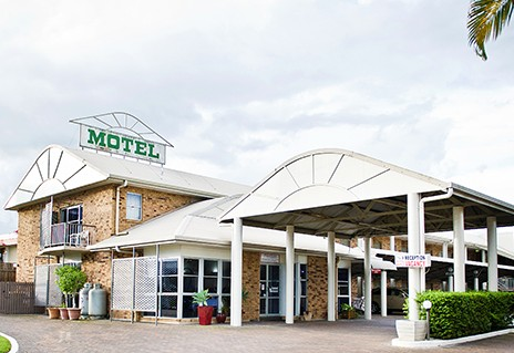 Gympie Muster Inn - Newcastle Accommodation