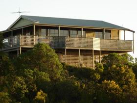 Lantauanan - The Lookout - Newcastle Accommodation