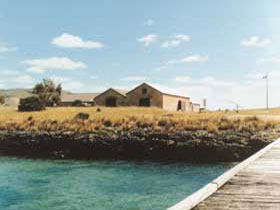 Mt Dutton Bay Woolshed Hostel - Newcastle Accommodation