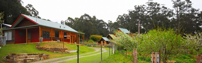 Elvenhome Farm Cottage - Newcastle Accommodation