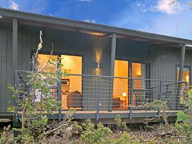 Cradle Mountain Wilderness Village - Newcastle Accommodation