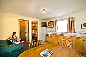 Leisureville Caravan Park - Newcastle Accommodation