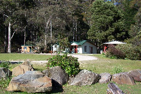 Mountainside Nature Retreat - Newcastle Accommodation