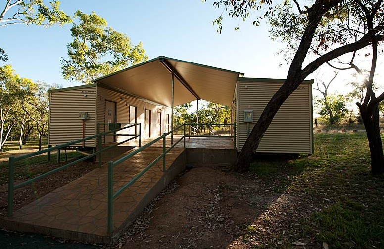 Cobbold Gorge - Newcastle Accommodation
