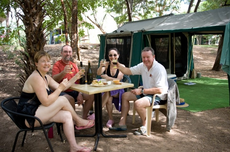 Adels Grove Camping Park - Newcastle Accommodation