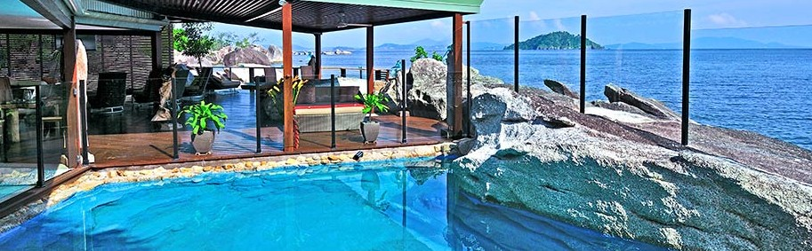 East Bedarra Island Retreat - Newcastle Accommodation