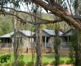 The Homestead Cabins Brogo - Newcastle Accommodation