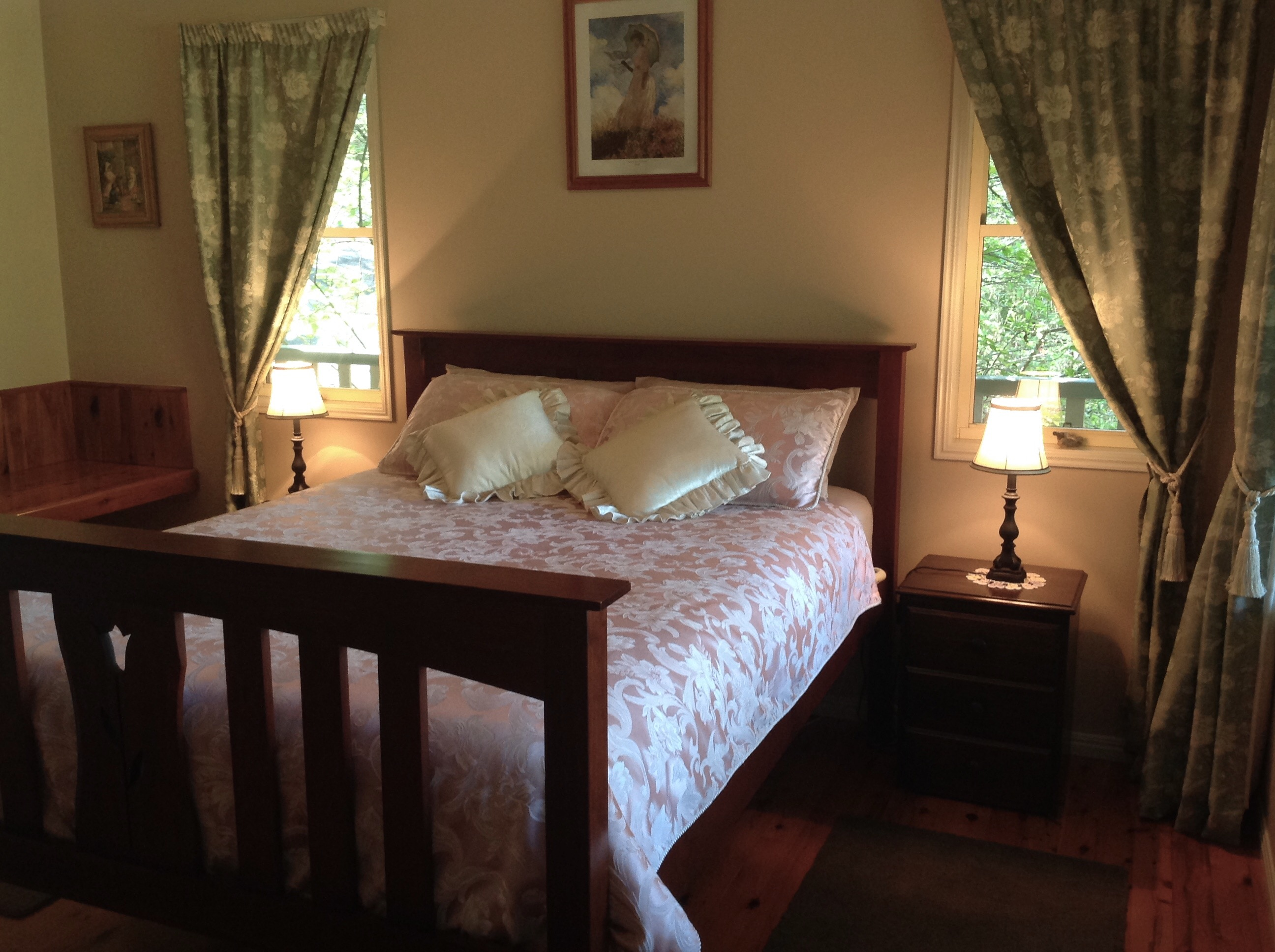 Maleny Country Cottages - Newcastle Accommodation