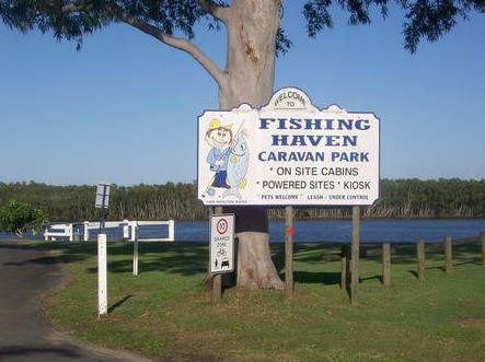 Fishing Haven Caravan Park - Newcastle Accommodation