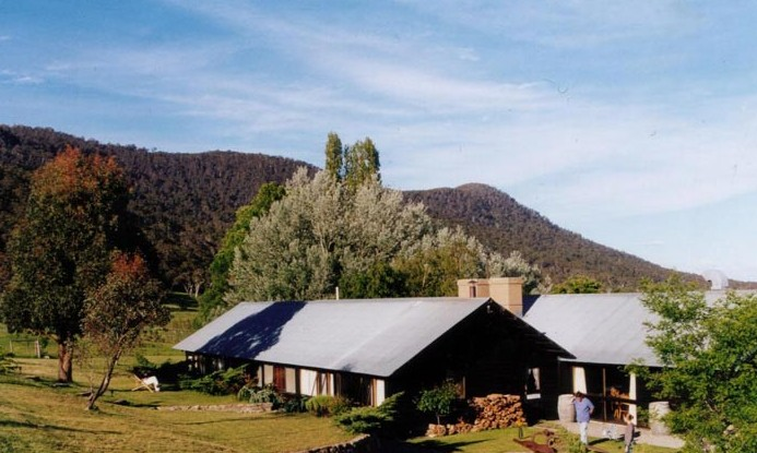 Crackenback Farm Mountain Guesthouse - Newcastle Accommodation