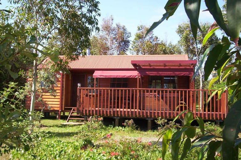 Melaleuca Retreat - Newcastle Accommodation