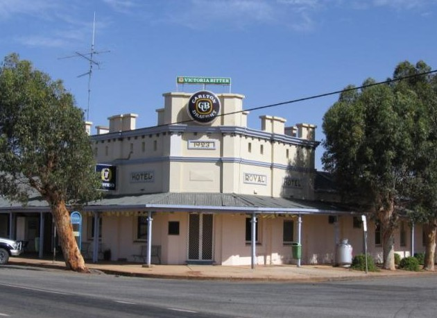 Royal Hotel Grong Grong - Newcastle Accommodation