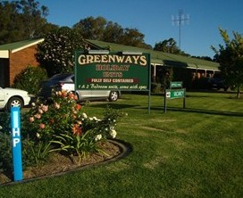 Greenways Holiday Units - Newcastle Accommodation