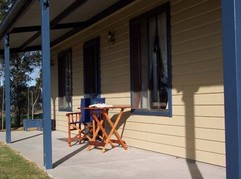 Belmadar Rose Cottage - Newcastle Accommodation