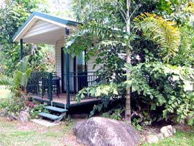Finch Hatton Gorge Cabins - Newcastle Accommodation