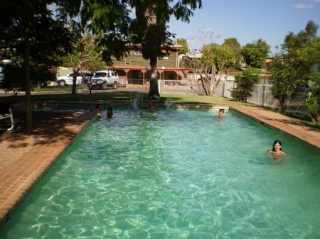 Discovery Parks - Mount Isa - Newcastle Accommodation