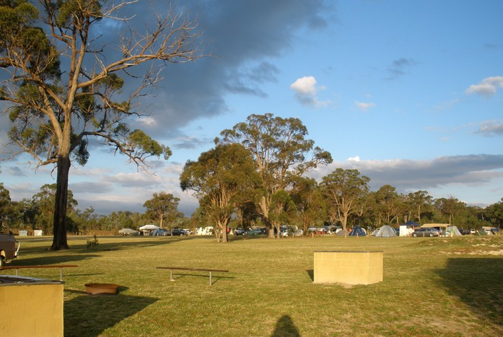 Sommerville Valley Tourist Park - Newcastle Accommodation