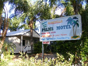 Augathella Palms Motel - Newcastle Accommodation