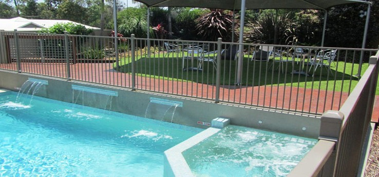 Country Comfort Toowoomba - Newcastle Accommodation