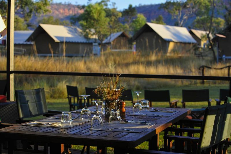 Bell Gorge Wilderness Lodge - Newcastle Accommodation