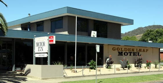 Golden Leaf Motel - Newcastle Accommodation