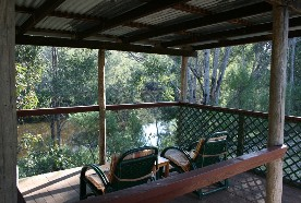 Blackwood River Cottages - Newcastle Accommodation