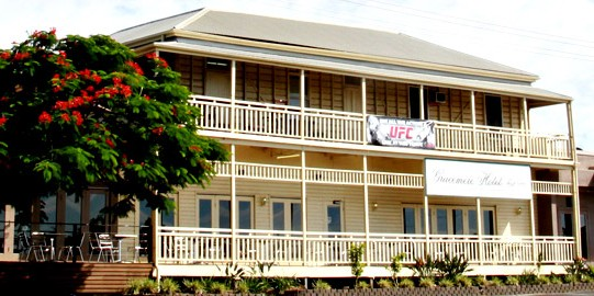 Gracemere Hotel - Newcastle Accommodation