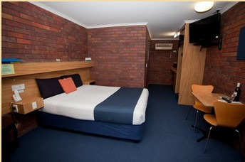 Comfort Inn Blue Shades - Newcastle Accommodation