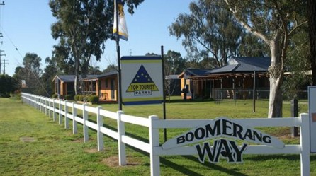 Boomerang Way Tourist Park - Newcastle Accommodation