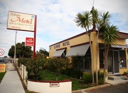 Kilmore Motel - Newcastle Accommodation