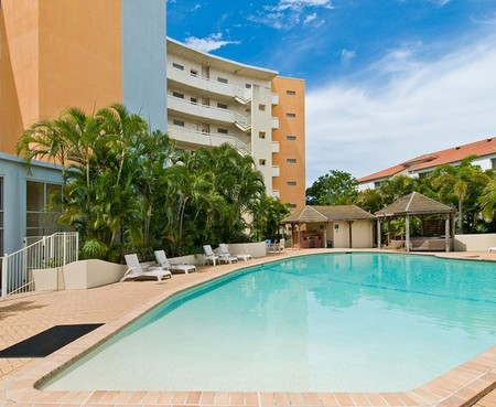 Rays Resort Apartments - Newcastle Accommodation