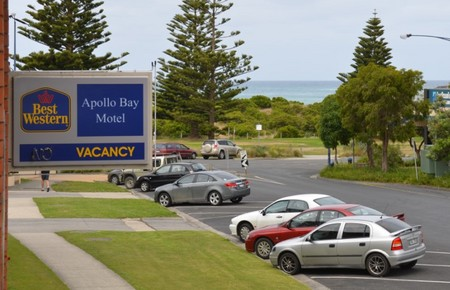Best Western Apollo Bay Motel  Apartments - Newcastle Accommodation